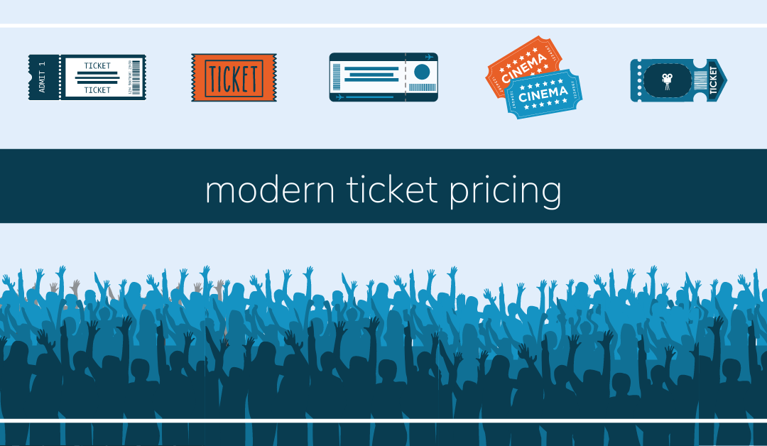 modern ticket pricing